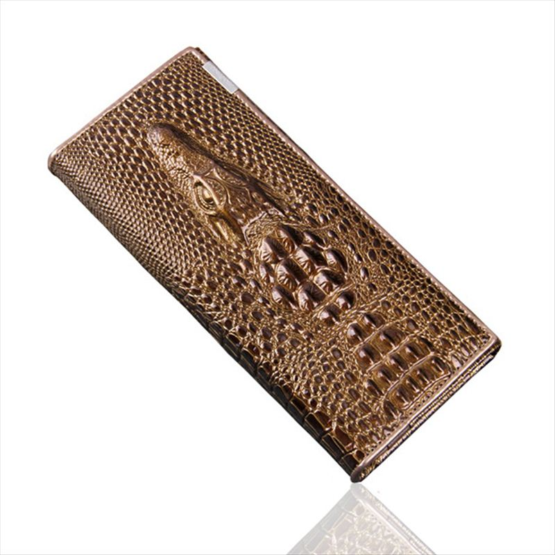 On ppromotion !!2014  High-end Market Oil Wax  Leather  Women  Wallet Solid Ccoin  Purse High Quality Fashion Clutth <br><br>Aliexpress