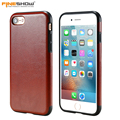 For iPhone 7 Fashion Business Style PU Leather Case for iPhone 7 7 Plus Cover Soft