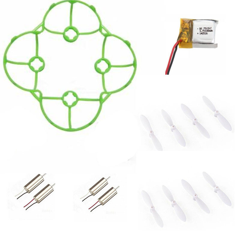 RC Spare Parts Set Blade Motor Protector for Cheerson CX-10C CX-10W CX-10D(China (Mainland))
