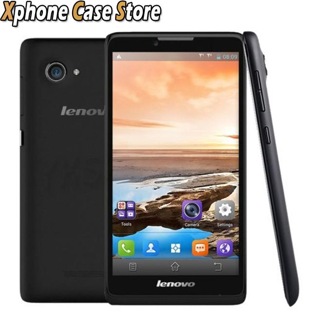Оригинал Lenovo A889 6.0 7-дюймовый WCDMA Мобильного Телефона MTK6582 Quad Core 1.3 ГГц Android 4.2.2 RAM 1 ГБ ROM 8 ГБ Dual SIM 8MP Сотовый телефоны