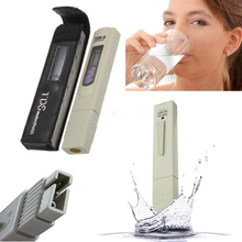 Buy 2016 Hot Digital Pocket PH Meter Pen Water Digital Tester + TDSTester Water Analysis Monitor Aquarium Pool Water Laboratory for $10.28 in AliExpress store