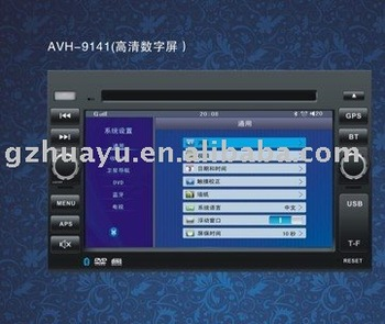 Special car dvd for VW PASSAT B5 with GPS,TV,IPOD,Bluetooth