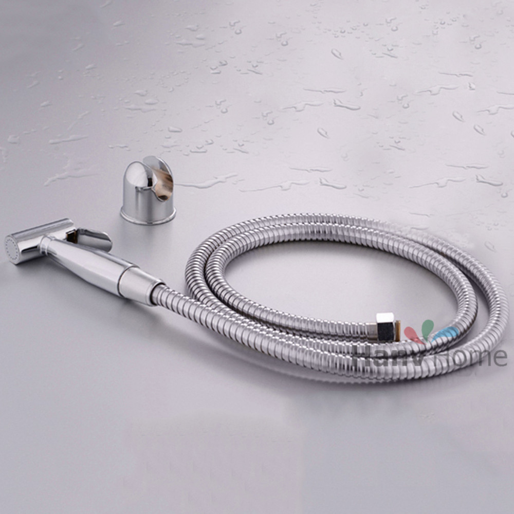 Buy toilet bathroom stainless steel hand - Hand shower hose ...