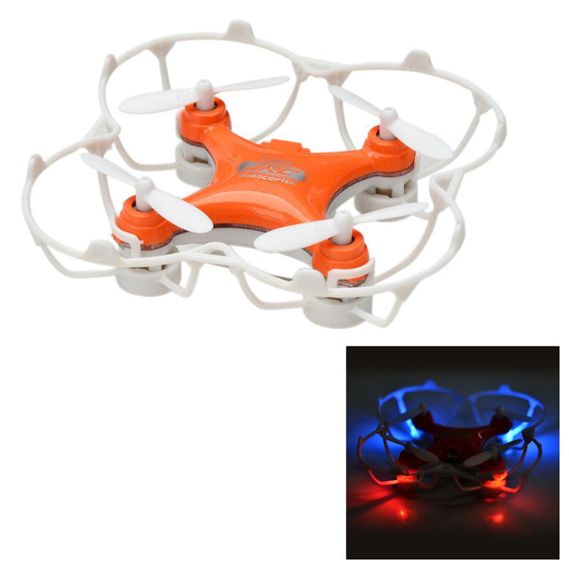 Lowest Price JJRC JJ820 2 4GHz 4 CH Gyro Mini RC Quadcopter with Remote Control Free