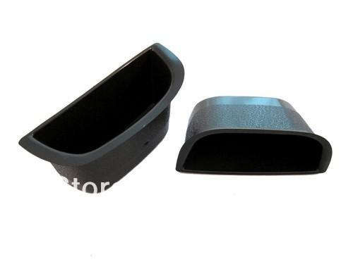 Interior Door Grab Handle Storage Tray Black For Volkswagen For VW Golf MK5(China (Mainland))
