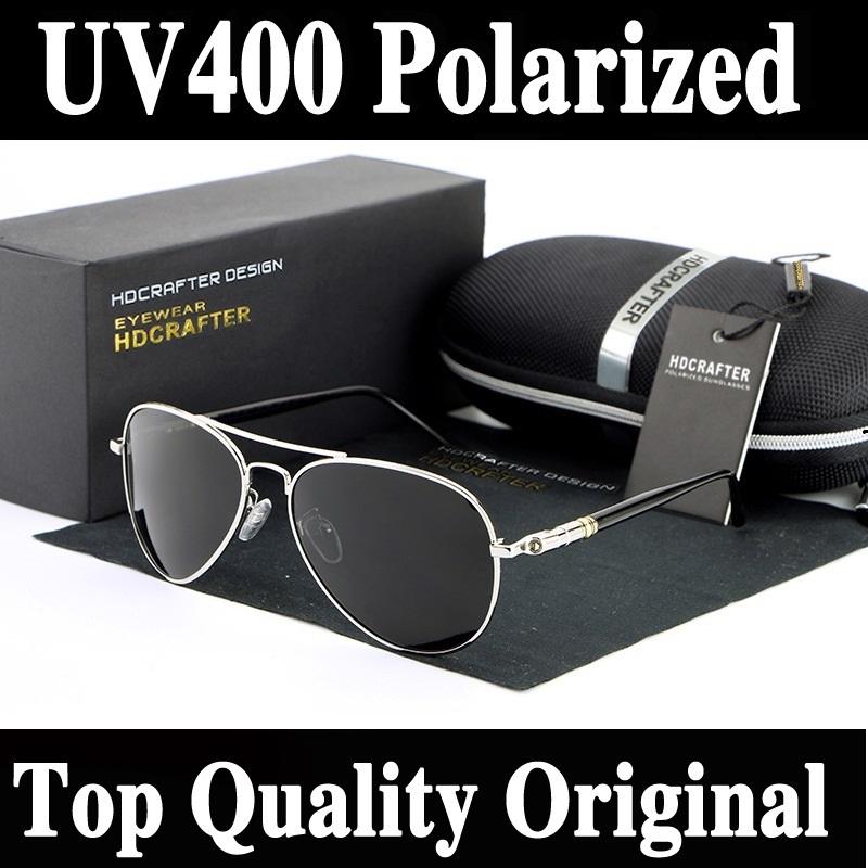 Brand Designer Cool Polarized aviation Oculos fashion Men Sunglasses UV Protect women Sun Glasses male driving fishing(China (Mainland))