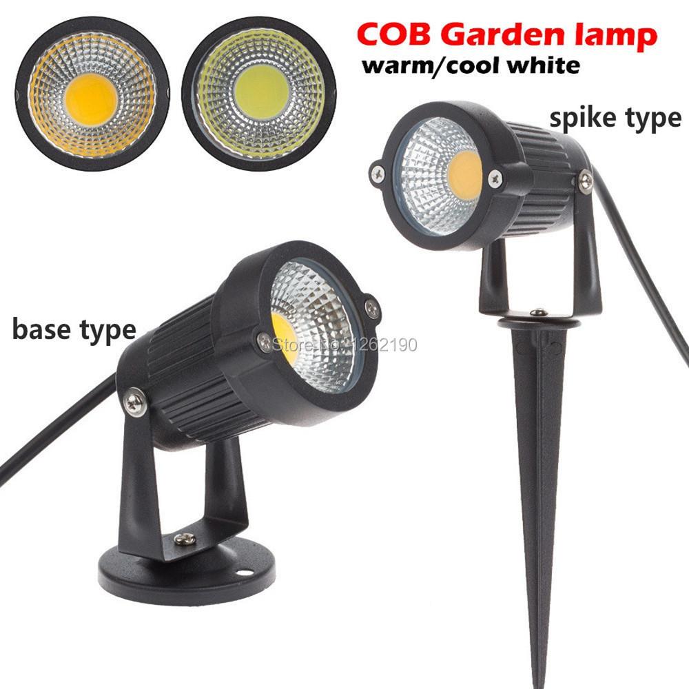 2018 20x new style outdoor cob garden spike light 12v 3w 5w cob led cob 1000 aloadofball Images
