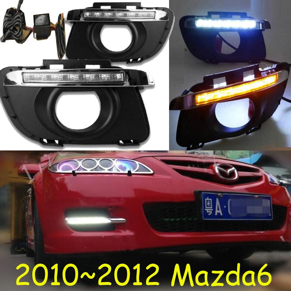 2010 2012 mazda6 daytime light led mazda6 fog light 2pcs. Black Bedroom Furniture Sets. Home Design Ideas