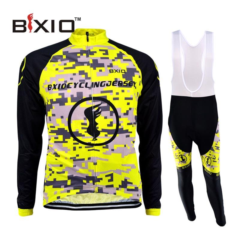 BXIO Cycling Jersey Long Sleeve Bike Clothing Australia Equipacion Ciclismo 2016 Ropa Ciclismo Mujer Spirng Bicycle Clothes 083(China (Mainland))