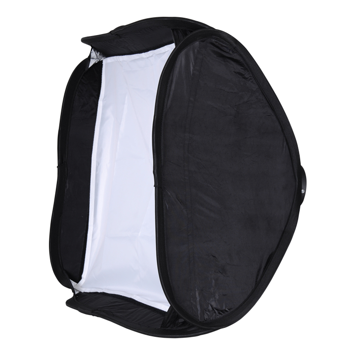 NICEFOTO Mini Quick Set-up Softbox 40x40cm Softbox Soft Box with Bowens Mount Perfect for Photographers Often Change Places(China (Mainland))