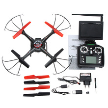 WLtoys V686G V686 V686J Professional drones WIFI FPV drone with camera HD RC quadcopter with camera remote control helicopter
