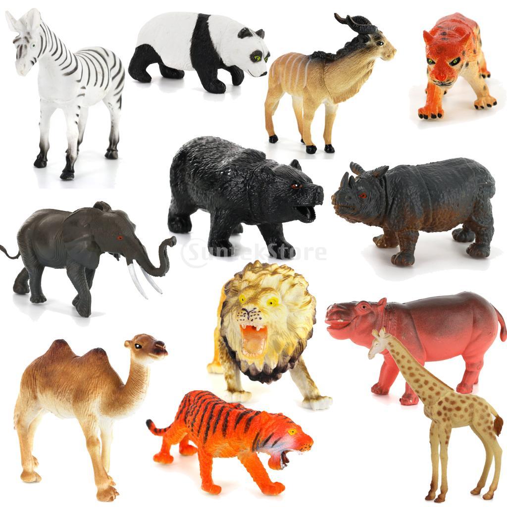 Animals Toys Color : Hewan predator images of wild animals for kids