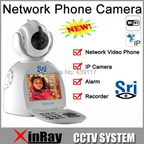 Free shipping Home Security Alarm E-Robot SP003 Internet IP camera,Video Call,Recorder,Network Phone Camera Skype wifi Camera(China (Mainland))