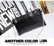 Bolsas Femininas Small Shoulder Bag Crocodile Pattern Desigual Bag Women Messenger Bags for Women Handbag 2015