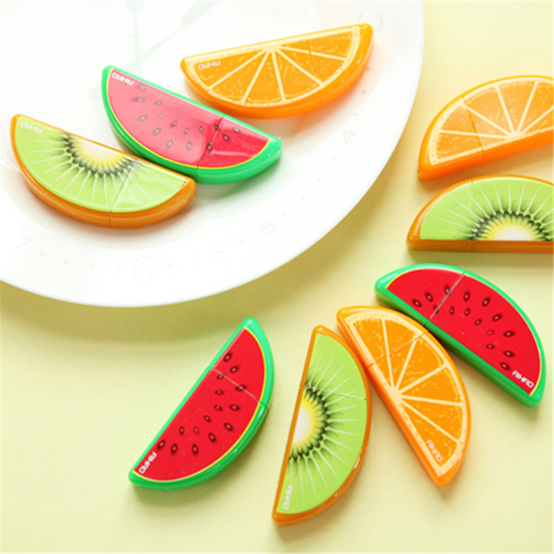 36 pcs/Lot Kawaii Fruit correcting tape Mini kawaii correction tapes Sationery fita corretiva Office accessories School supplies<br><br>Aliexpress