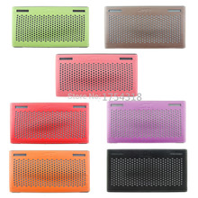 Microfiber Soft Case Cover Sleeve Protective Skin Bumper For Bose Soundlink III 3 Bluetooth Wireless Speaker Free Shipping(China (Mainland))