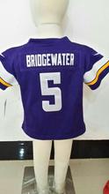2016 Infant/Baby Minnesota Vikings 5 Teddy Bridgewater 28 Adrian Purple(China (Mainland))