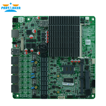 4 ethernet ports motherboard J1900 +fanless J1900 2.5' HDD inboard BYPASS supported High performance Router Motherboard(China (Mainland))
