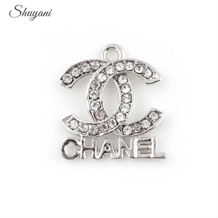 Crystal Charms Pendant