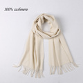 Spring And Autumn Korea Wild Scarf Dual Long Article Ladies Scarves Autumn And Winter Cotton And Linen Gradient Scarf