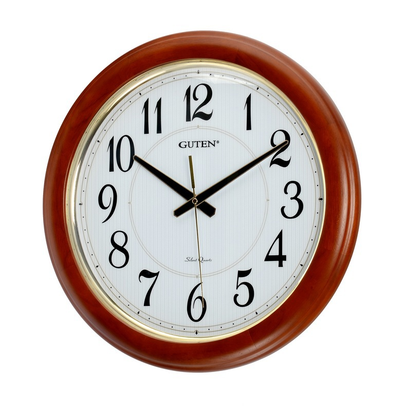 Admiralty treasure large 45 cm large living room wall for Living room wall clocks