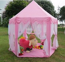 Princess Castle PLay Tent By Sid Trading fairy princess castle(China (Mainland))