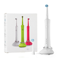 Rechargeable electric toothbrush rotation type ultrasonic toothbrush for children kids adults sonic teeth brush waterproof