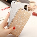 6 6S 6 Plus Capinha Silicone Case For iPhone 6s 6 6 Plus 6S Plus Coque 3D Anti-knock Transparent Phone Case Cover For iPhone6