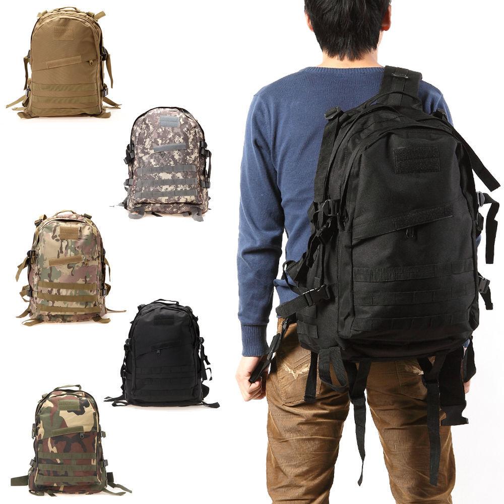 2015 NEW Style Waterproof Nylon Traveling Canvas Backpack Outdoor Sport Hiking Rucksack Bag(China (Mainland))