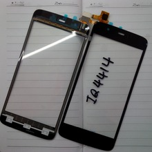 Sensor Phone Replacement Parts For Fly IQ4414 Touch Screen Digitizer Glass Panel ; With Tracking Number