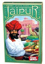 In stock Jaipur card game two players board game Strategy in business transactions lost city(China (Mainland))