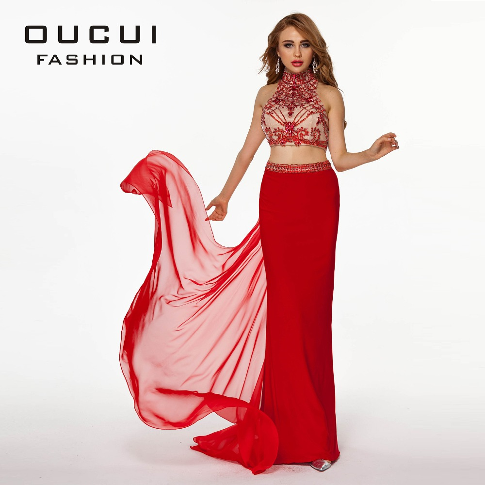 buy red color beading handwork robe de. Black Bedroom Furniture Sets. Home Design Ideas