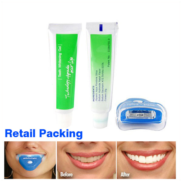 Personal Heath Dental White Light Teeth Whitener Teeth Whitening System Whitelight