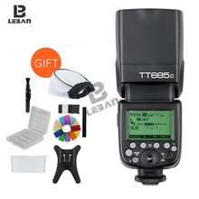 Buy Godox TT685C/TT685N/TT685S 2.4G Wireless Flash Master Slave Mode 1/8000s HSS TTL Camera Flash Canon Nikon Sony DSLR for $119.00 in AliExpress store