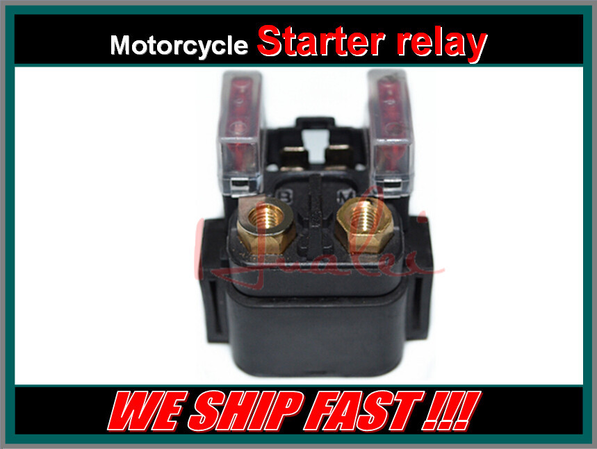 Free Shipping Motorcycle Electrical Parts Starter Solenoid Relay For YAMAHA SNOWMOBILE RX-1 2003-2005(China (Mainland))