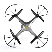 HT F801Y 6-Axis Gyro 2.4G 4CH Real-time Images Return RC FPV Quadcopter drone wifi with 0.3MP Camera One-press Return
