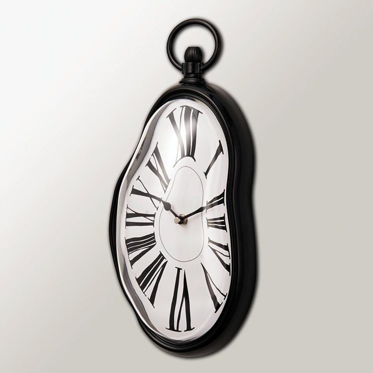 Стекающие часы дали своими руками 51