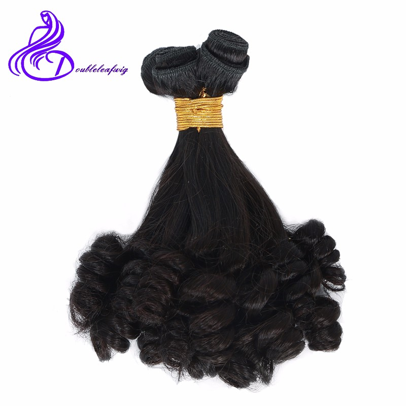 8A Brazilian Unprocessed Virgin human hair extensions for black women Funmi Hair Human Hair Bundles 3pcs Lot Natural Color