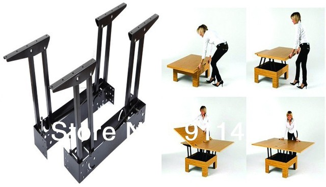 hot sale space-saving lift top coffee table mechanism/folding table mechanism/extending table mechanism
