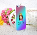 Drama Queen Emoji White Hard Case Cover for iPhone 6 6s 7 7 Plus 5 5s