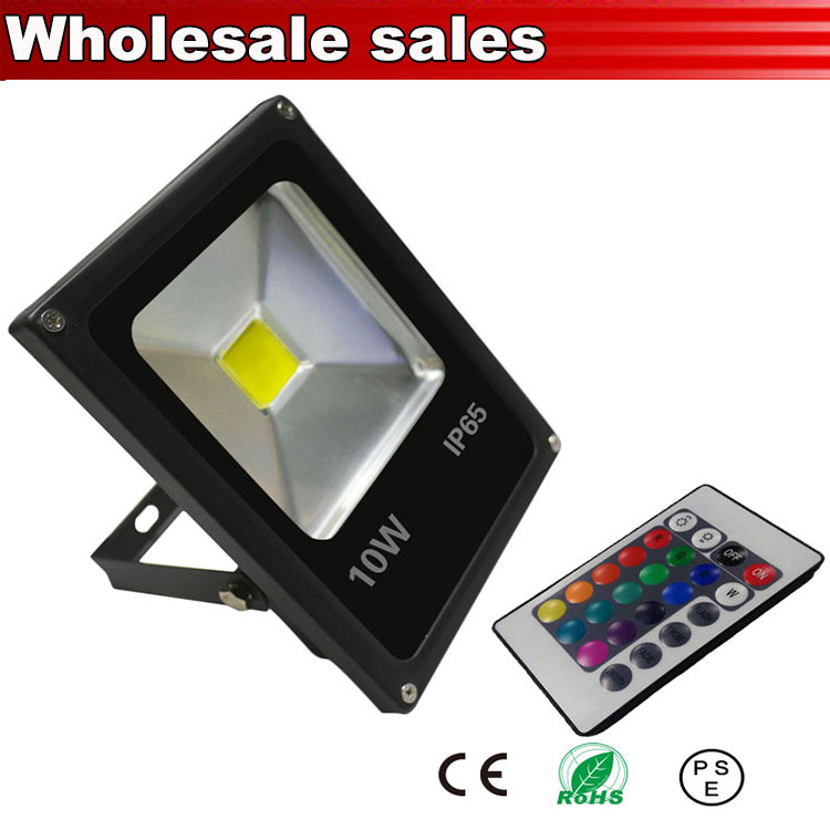 50pcs 10w floodlight led lamp flood light refletor led for Foco led exterior 10w