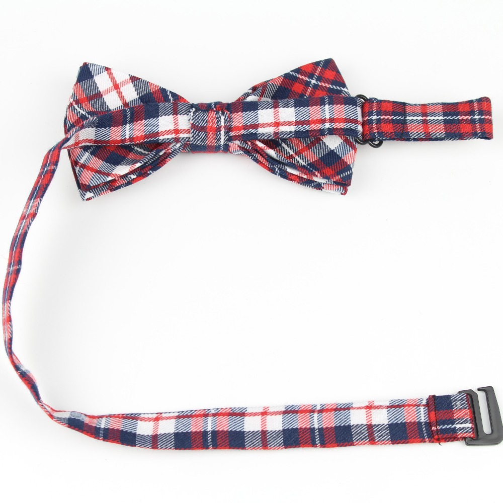 Children Fashion Formal Cotton Bow Tie Kid Classical Striped Bowties Colorful Butterfly Wedding Party Bowtie Tuxedo Ties