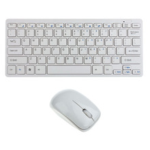 Russian Wireless Keyboard Mouse Combo 2.4G Wireless Mouse Multimedia Keys for Windows XP /7/8/10 Android TV Box Laptop Desktop
