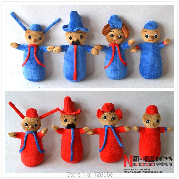 Night Garden Pontipines Wottingers plush stuffed soft classic toys children baby gift - Truman Hua's store