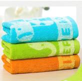 # Towels 3 Colors Cartoon Elephant Giraffe Horse Face Hand Baby Bath Towel Women Girls Kids Cotton Towel 20*10 inch 50*26cm New(China (Mainland))