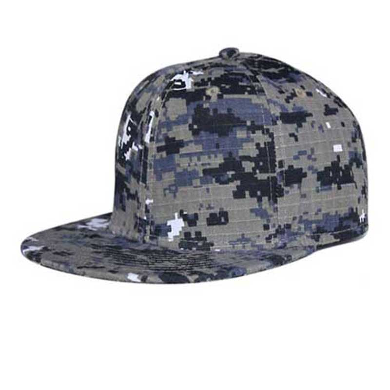 Bulk Hats 30pcs Digital Camo Flat Bill Snapback Hat for Men Summer Camping Camouflage Baseball Caps Mens Outdoor Snap Backs Cap(China (Mainland))