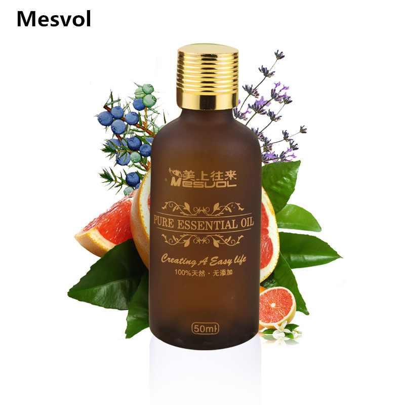 Lymphatic Massage Oil 50ml 1 Pcs Promote Lymph Circulation Toxins Clear The Body Meridians Essential Oils(China (Mainland))