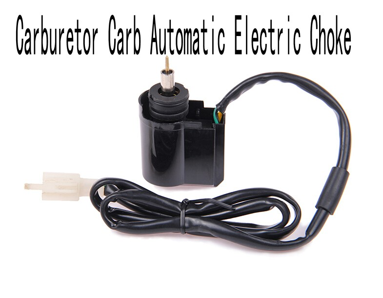 In stock Gy6 50cc 125cc 150cc Scooter Carburetor Carb Automatic Electric Choke @64207<br><br>Aliexpress