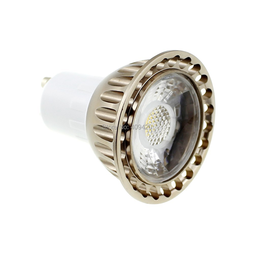 1pc 5w 7w cob led spot lights gu10 dimmable led lamp spot light ac85. Black Bedroom Furniture Sets. Home Design Ideas