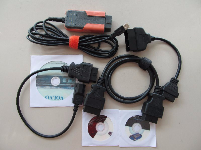 2017 XHORSE MVCI 3in1 for t-oyota tis For T-oyota TIS Techstream MVCI For T-oyota/Honda/Volvo MVCI Car Diagnostic Tool Free ship(China (Mainland))